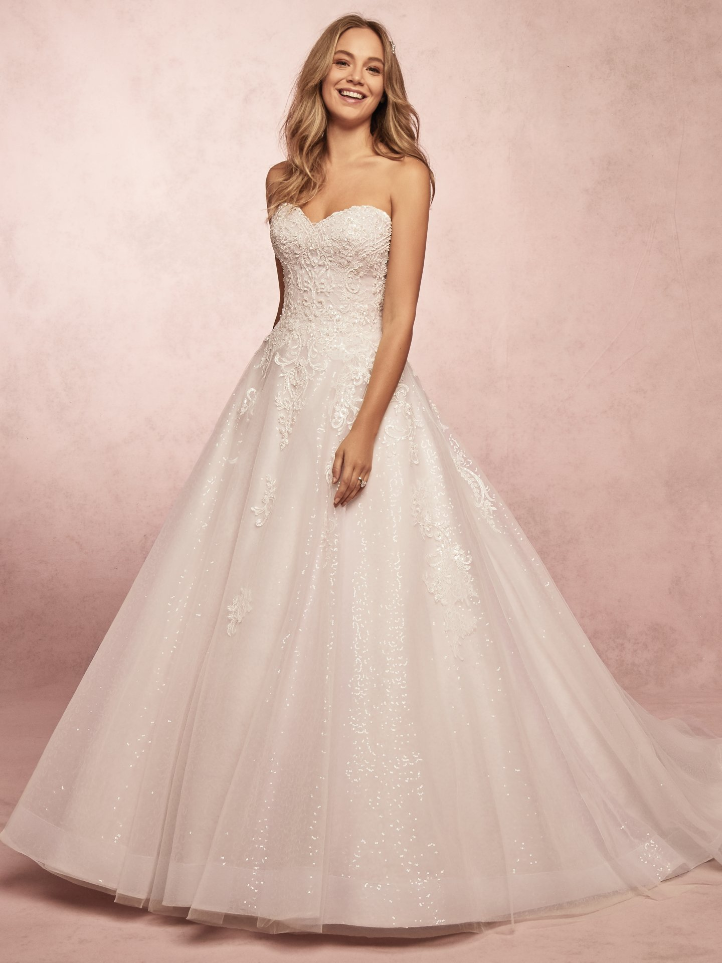 2020 Maggie Sottero/ R.I.: HONOR, Antique Iv: 38-40