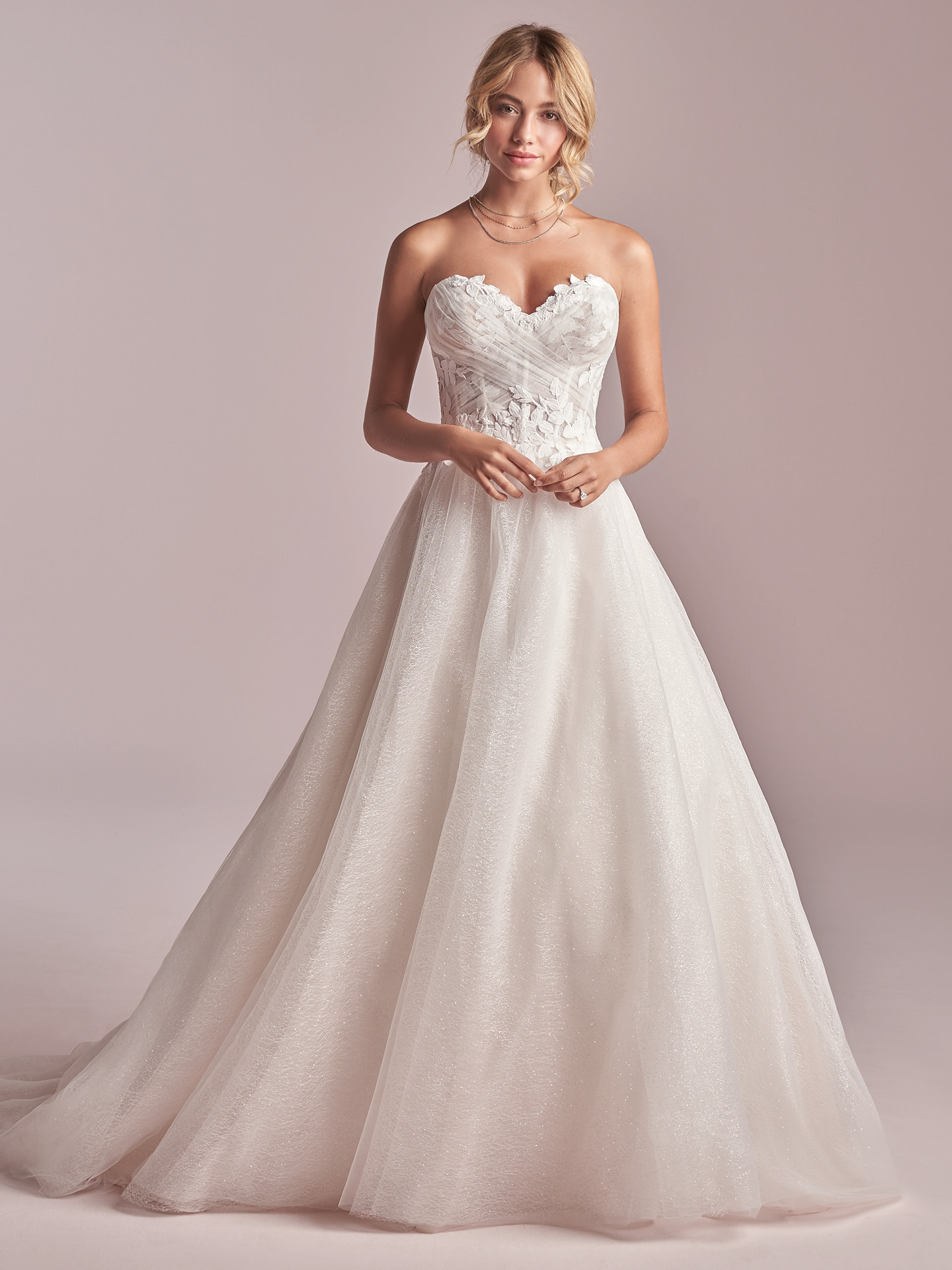 Maggie Sottero/ R.I.: REMY, All Ivory: 38
