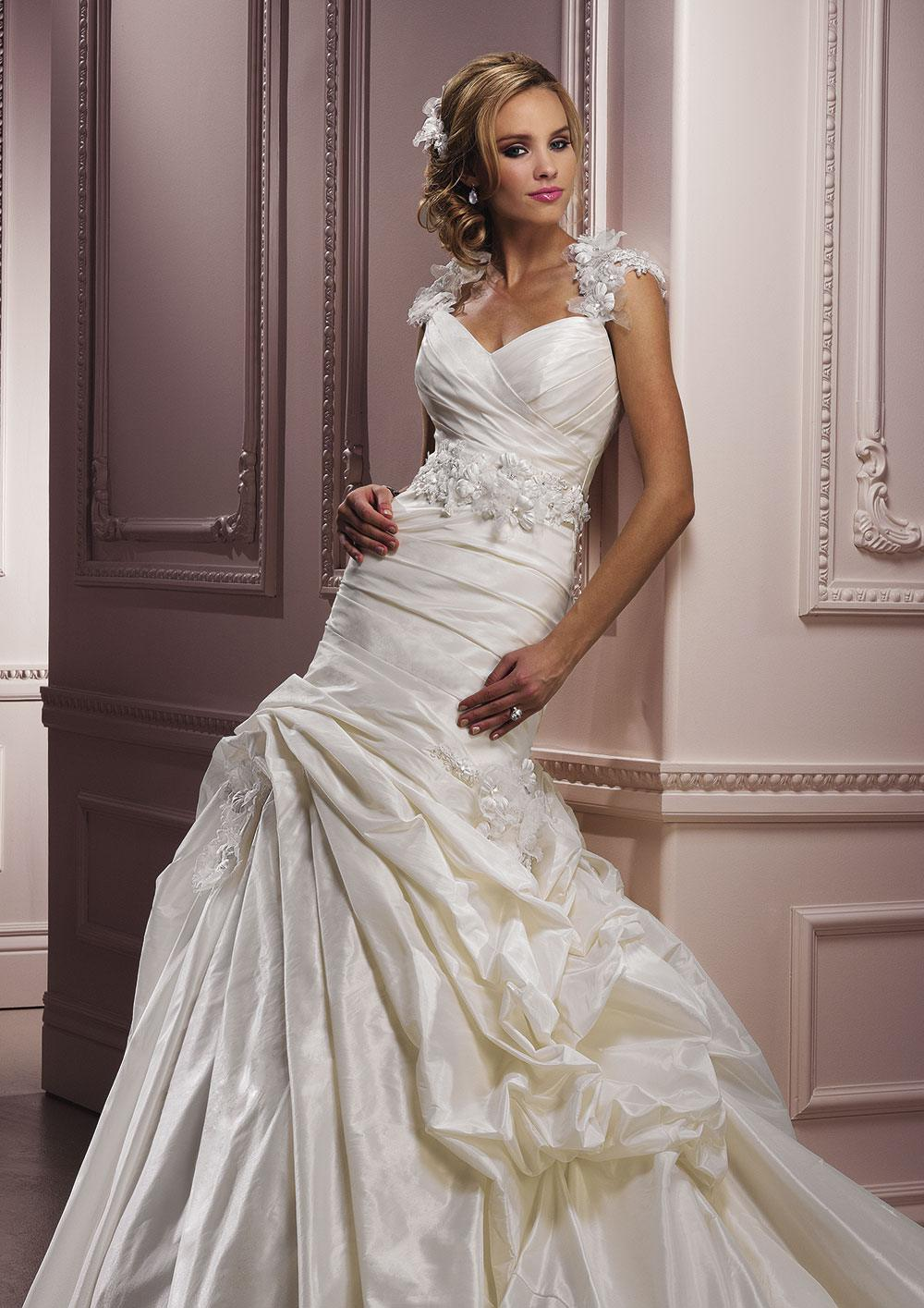 Maggie Sottero - Alaura, Ivory:36/38