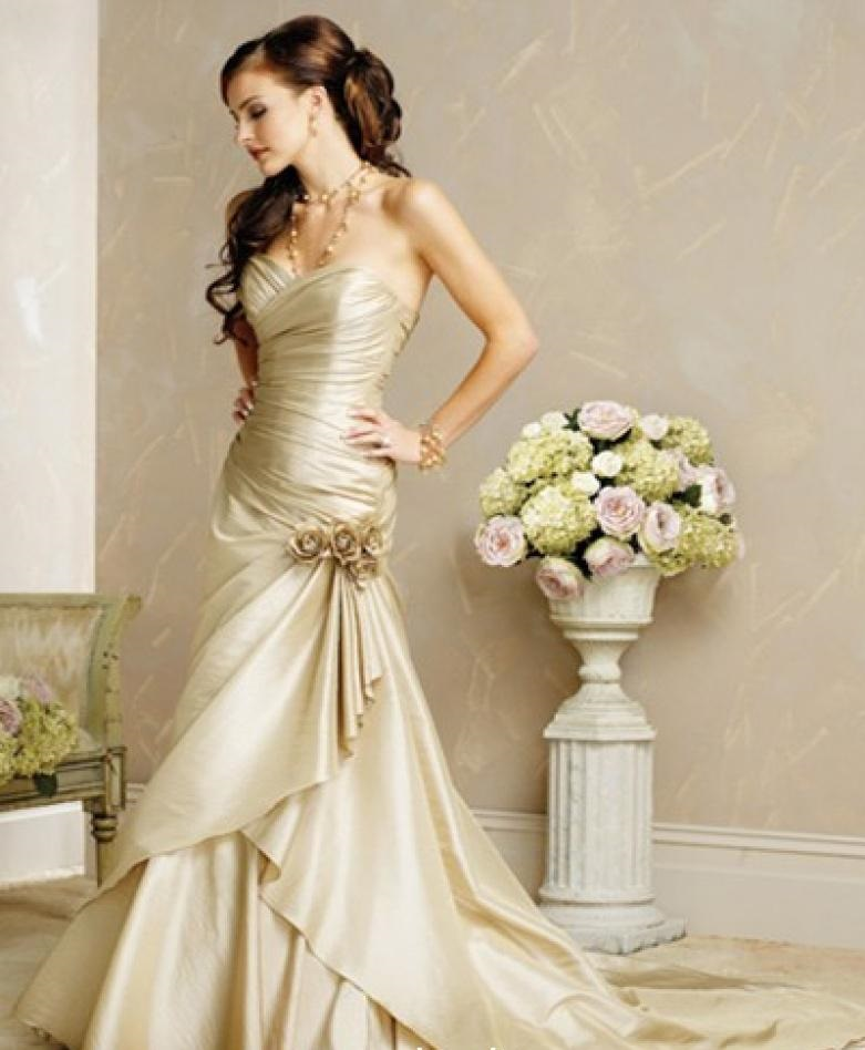 Maggie Sottero - Allison Marie, Gold