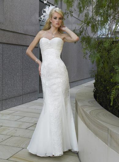 Maggie Sottero - Mandy Lynette, Diamond White:38