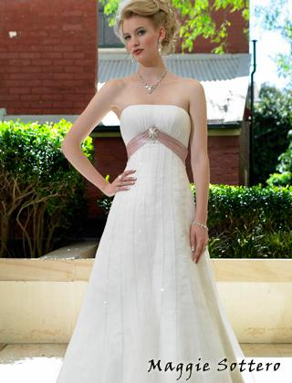 Maggie Sottero - Jessi Marie, D.White/DustyRose:38