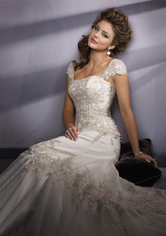 Maggie Sottero - Milana, White:38