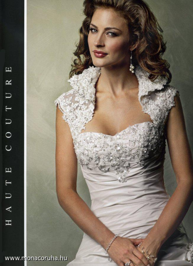 Maggie Sottero - SaBelle, White, Ivory