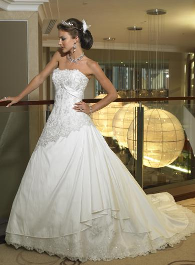 Maggie Sottero - Suzanne Vidal, Wh.:38/40 Iv.:36/38