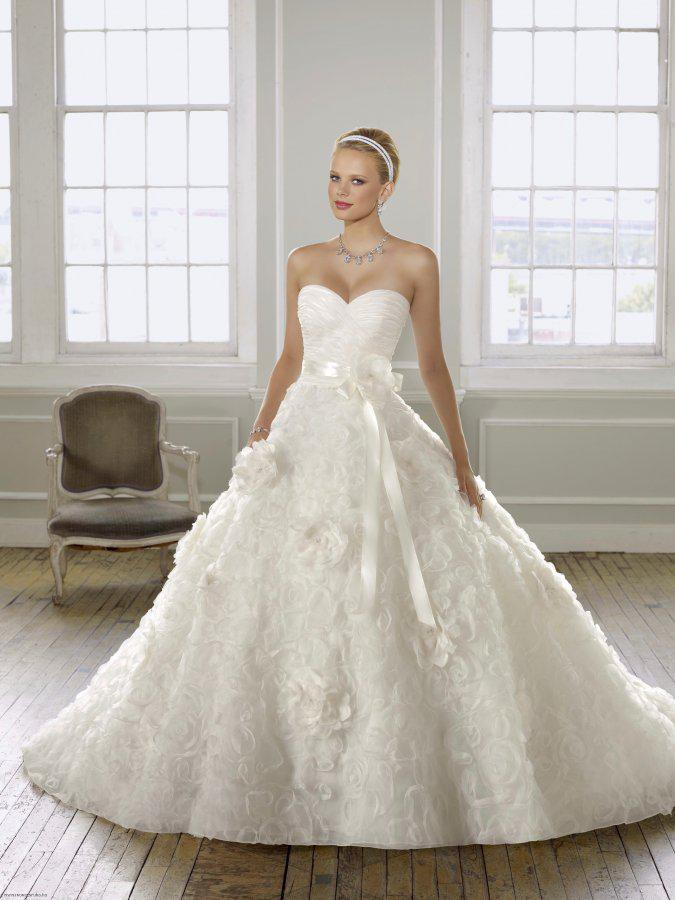 Mori Lee - 1601, White: 36, 40