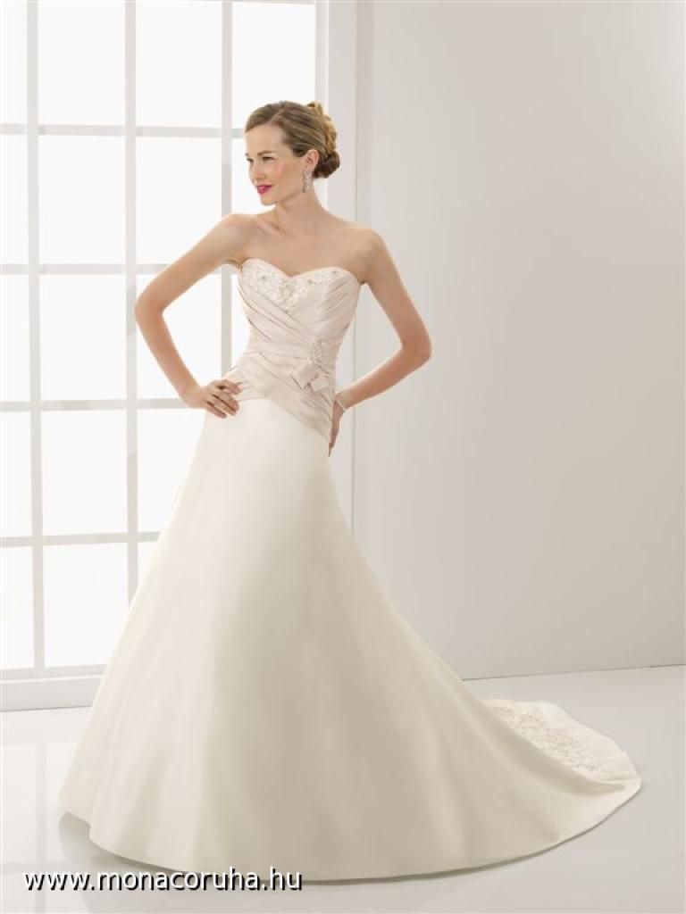 Mori Lee 2408, Ivory/Gold