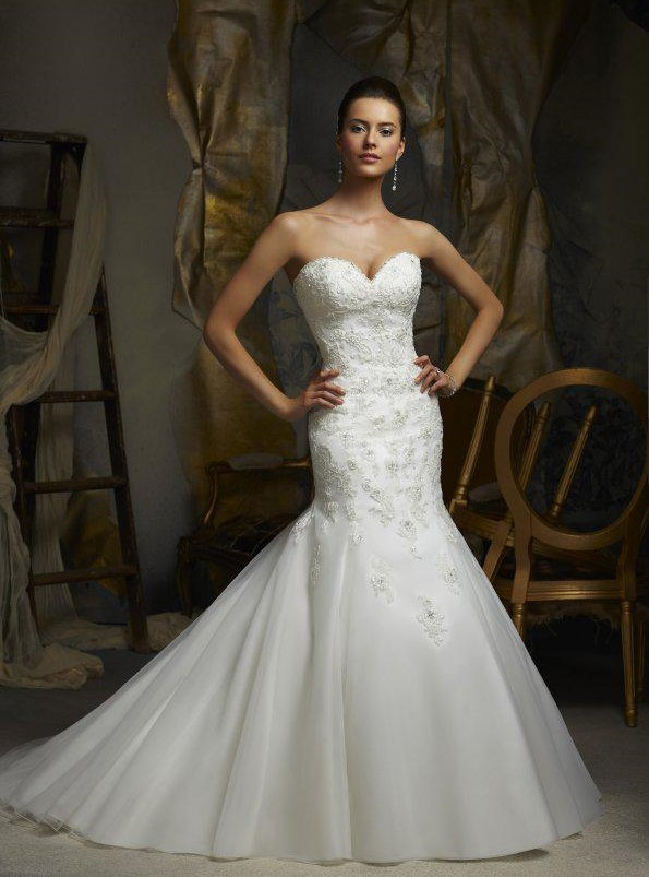 Mori Lee - 5106, White:38, Ivory:36,38