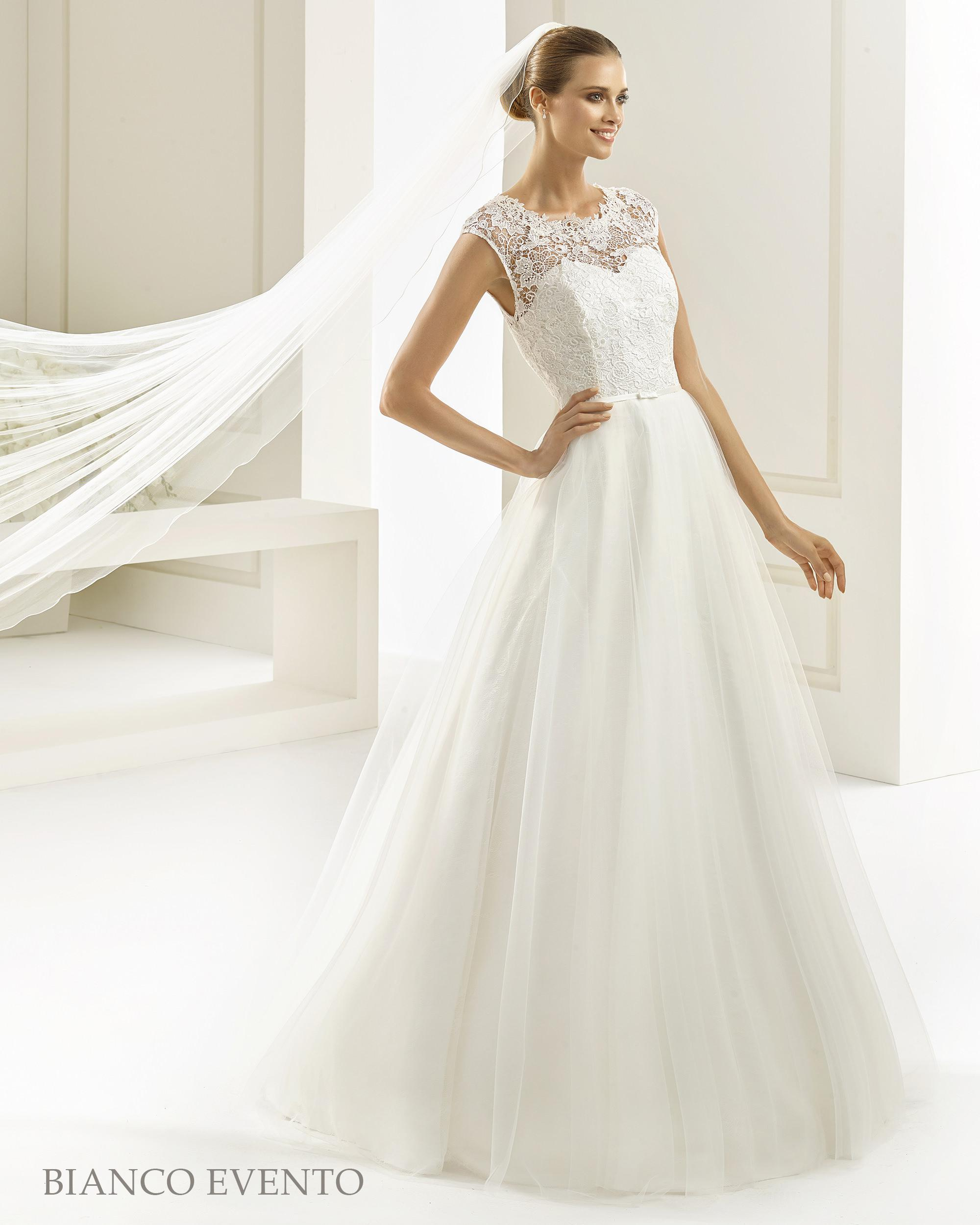 Bianco Evento - Annabel, Ivory: 38