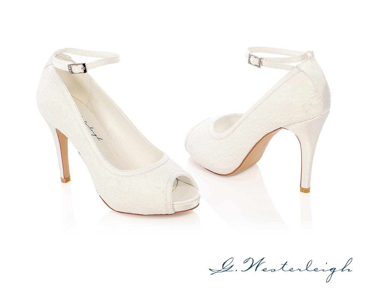 LEILA - Westerleigh cipő. 25.500 Ft. 11 cm sarok.