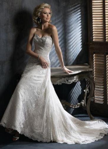 Maggie Sottero - Catarina, Ivory:34