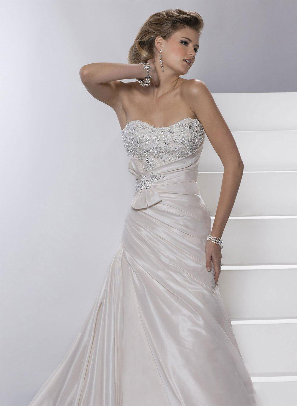 Maggie Sottero - Geena, LightGold/Ivory:40