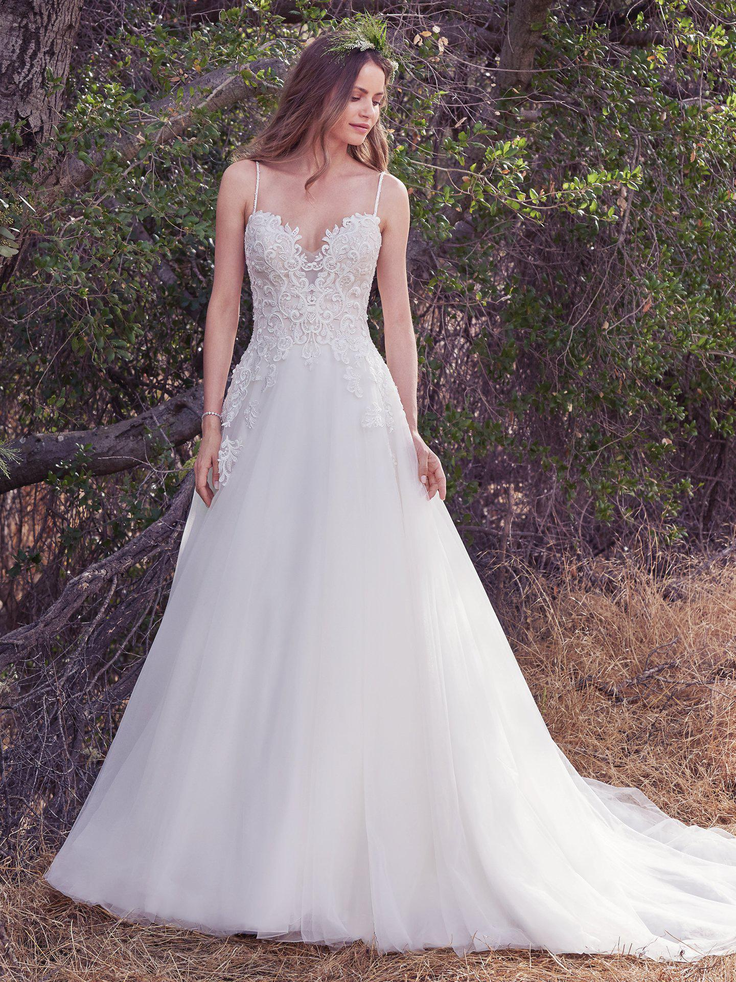 2018. Maggie Sottero - MOROCCO, Ivory:36