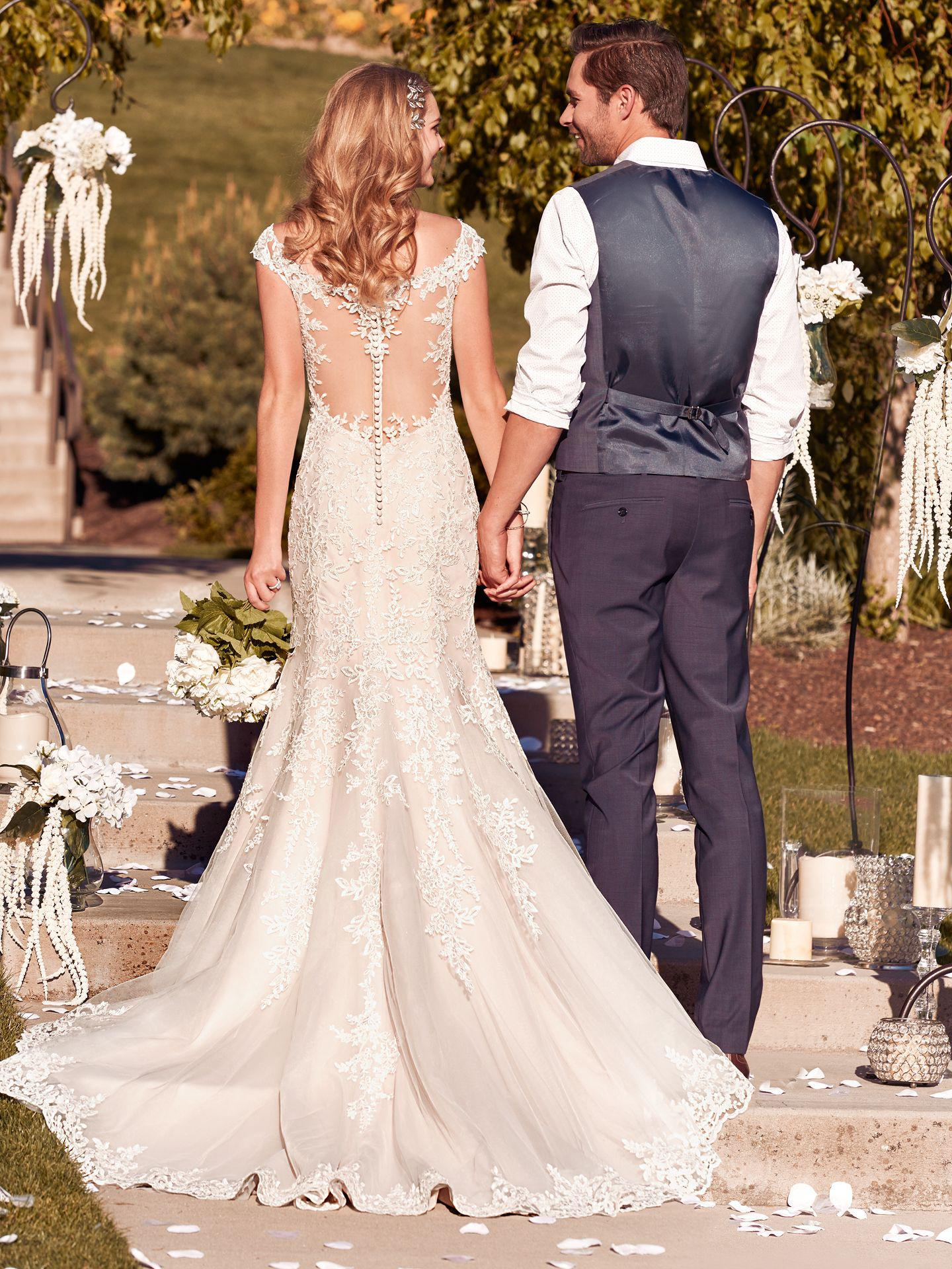 Magggie Sottero / Rebecca Ingram: Nancy, I/SoftBlush:38