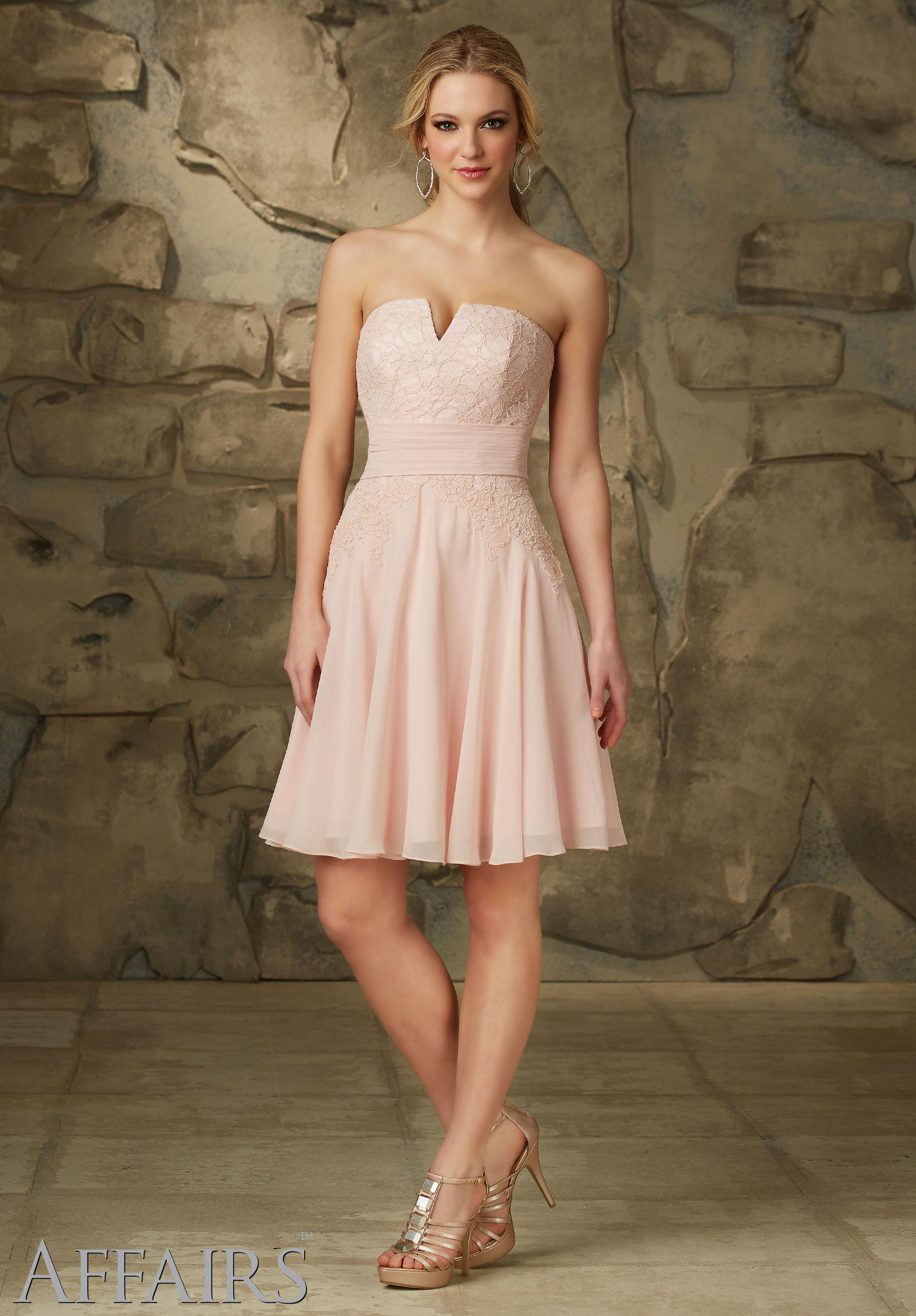 - Mori Lee 31062, Blush:38