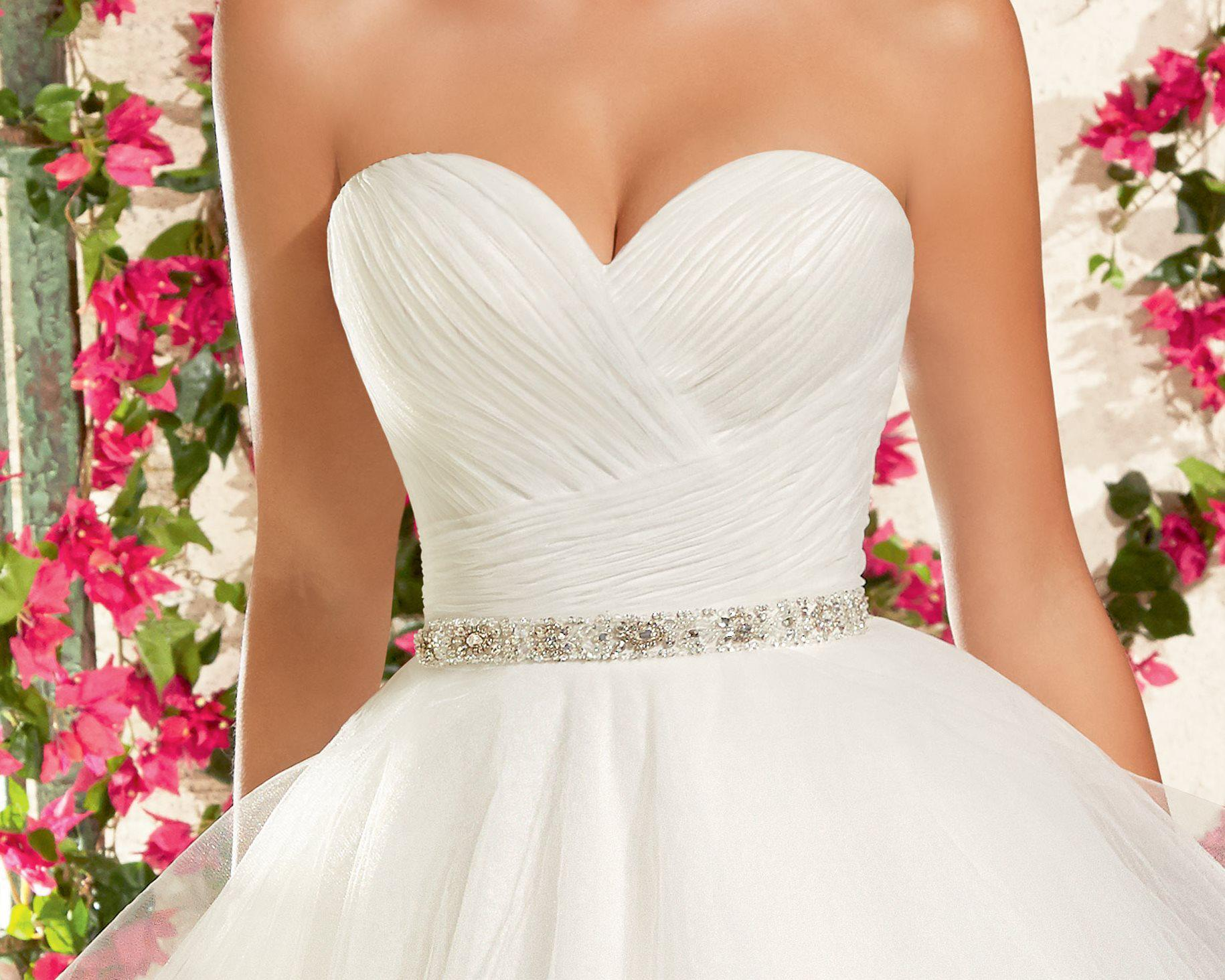 Mori Lee - Öv 11077, White