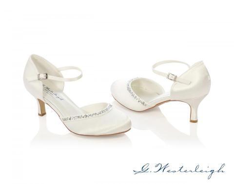 022bc9eafe WESTERLEIGH és Rainbow esküvői cipők